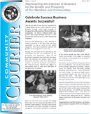 Communication Courier - March 2010