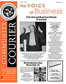 Communication Courier - November 2019